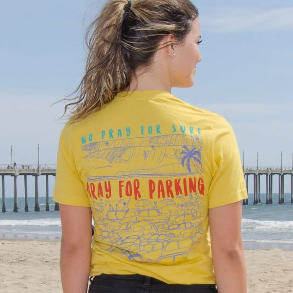 Pray For Parking Tee